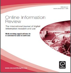ONLINE INFORMATION REVIEW - The international journal of digital information research and use