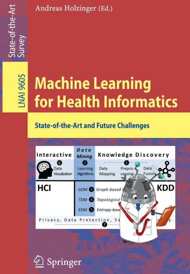 LV 185 A83 Machine Learning for Health Informatics (Class of